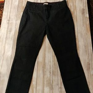 Anthropologie cropped jeans